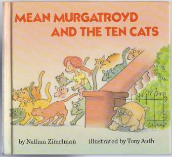 Image for Mean Murgatroyd and the Ten Cats