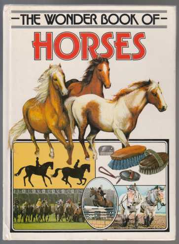 Image for The Wonder Book of Horses
