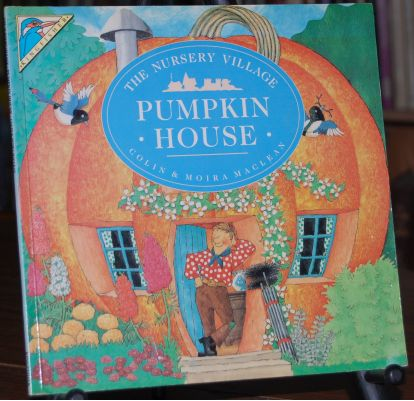 Image for The Nursery Village Pumpkin House