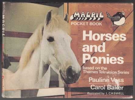 Image for Horses and Ponies Magpie Pocket Book