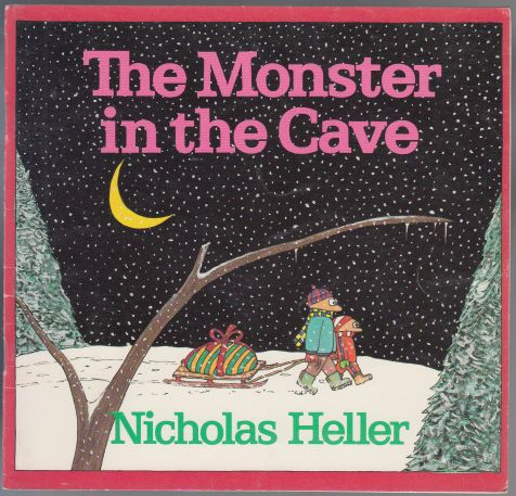 Image for The Monster in the Cave
