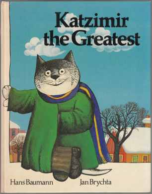 Image for Katzimir the Greatest