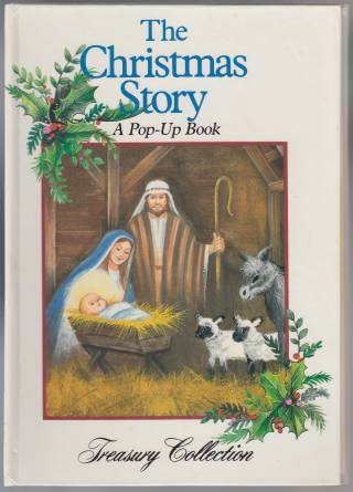 Image for The Christmas Story A Pop-Up-Book  Treasury Collection