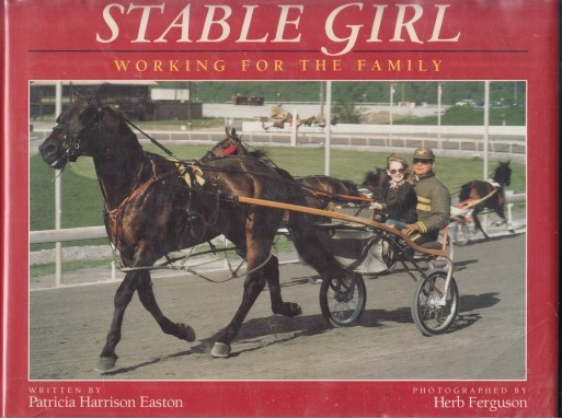 Image for Stable Girl Working for the Family  SIGNED