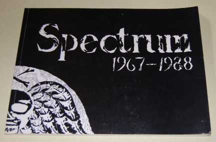 Image for Spectrum  The Literary and Fine Arts Magazine at the University of Massachusetts 1967-1988 XXth Anniversary (20th)