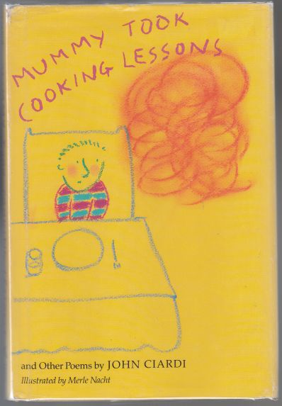 Image for Mummy Took Cooking Lessons and Other Poems