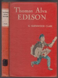 Image for Thomas Alva Edison