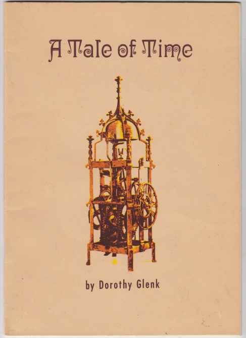Image for A Tale of Time  A Brief History of Clock Styles and Their Characteristicts  SIGNED