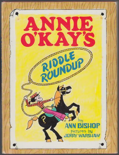 Image for Annie O'Kay's Riddle Roundup   SIGNED