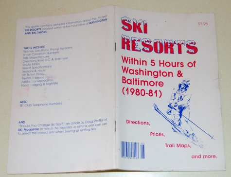 Image for Ski Resorts within 5 Hours of Baltimore & Washington