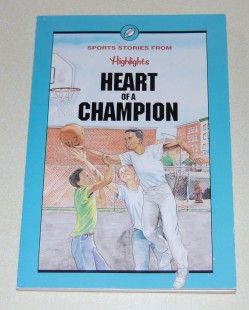 Image for Heart of a Champion and Other Sports Stories