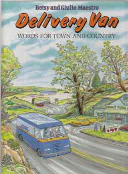 Image for Delivery Van Words for Town and Country