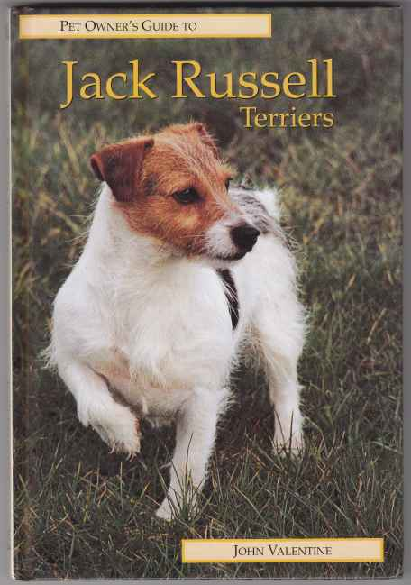 Image for Pet Owner's Guide To Jack Russell Terriers