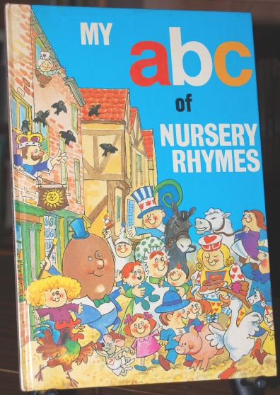 Image for My ABC of Nursery Rhymes