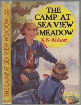 Image for The Camp at Sea View Meadow A Girl Guide Story