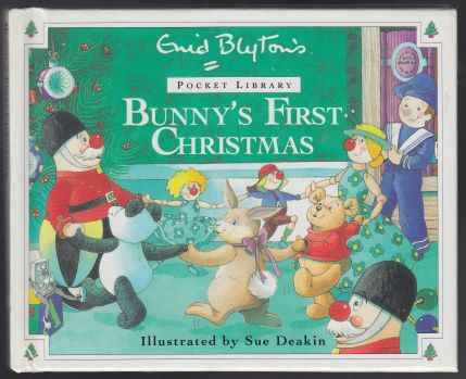 Image for Bunny's First Christmas Pocket Library