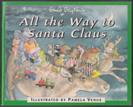 Image for All the Way to Santa Claus