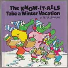 Image for The Know-It-Alls Take A Winter Vacation
