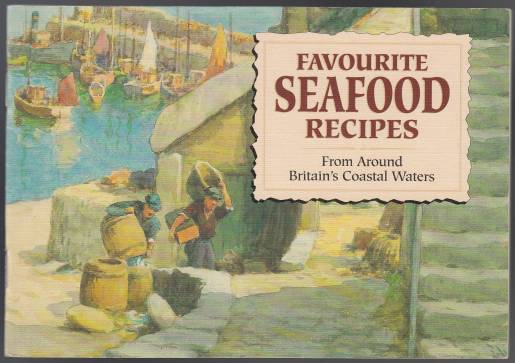 Image for Favourite Seafood Recipes From Around Britain's Coastal Waters