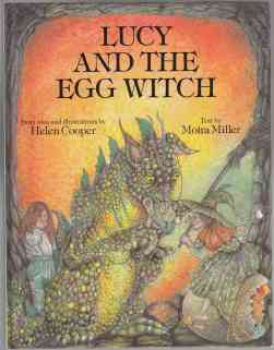 Image for Lucy and the Egg Witch