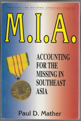 Image for M.I.A. Accounting For The Missing In Southeast Asia