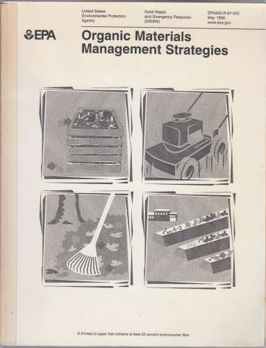 Image for Organic Materials Management Strategies (5306W)