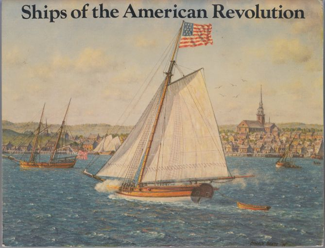 Image for Ships of the American Revolution