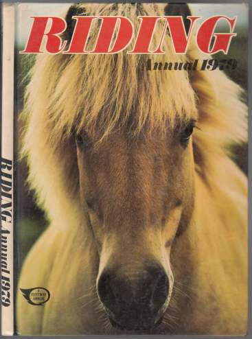 Image for Riding Annual 1979