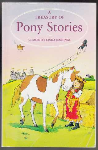 Image for A Treasury of Pony Stories
