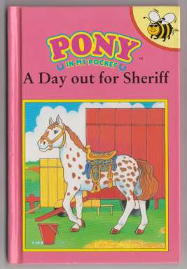 Image for A Day Out for Sheriff   Pony in My Pocket