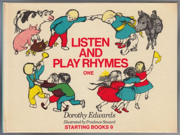 Image for Listen and Play Rhymes  One