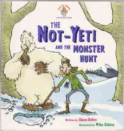 Image for The Not-Yeti and the Monster Hunt