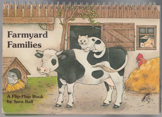 Image for Farmyard Families A Flip-Flap Book