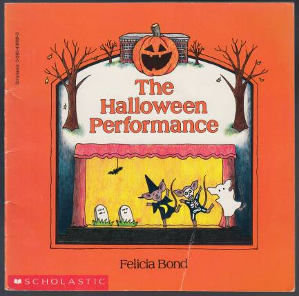 Image for The Halloween Performance