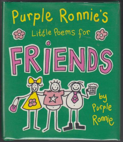 Image for Purple Ronnie's Little Poems for Friends