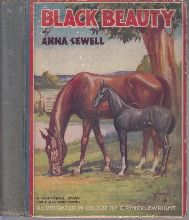 Image for Black Beauty  The Story of the Ups and Downs of a Horse's Life