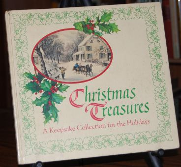 Image for Christmas Treasures  A Keepstake Collection for the Holidays