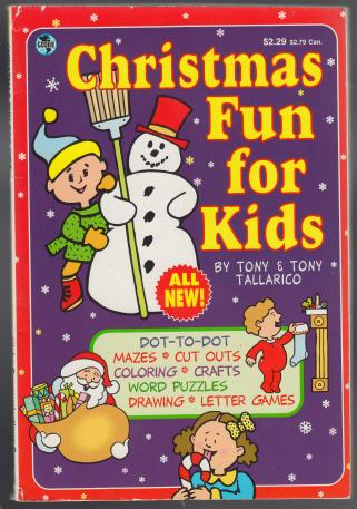 Image for Christmas Fun For Kids