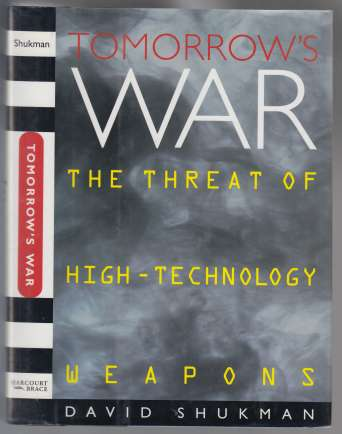 Image for Tomorrow's War The Threat of High-Technology Weapons