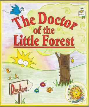 Image for The Doctor of the Little Green Forest