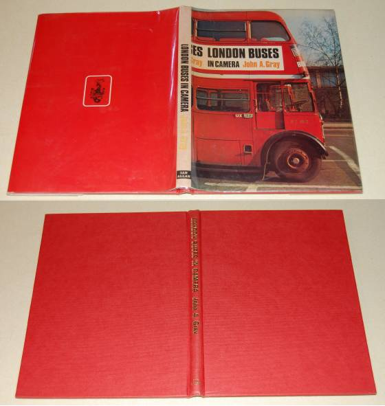 Image for London Buses in Camera