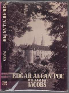 Image for Edgar Allan Poe  Genius in Torment