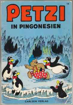 Image for Petzi in Pingonesien