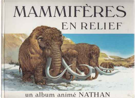 Image for Mammiferes (un Album anime) Pop-Up Book