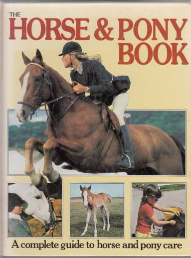 Image for The Horse & Pony Book