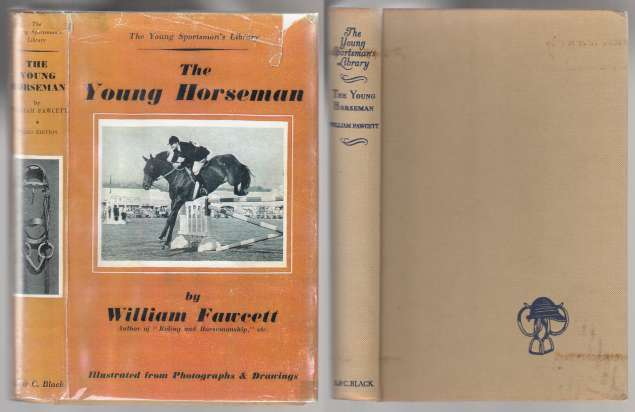 Image for The Young Horseman  The Young Sportsman's Library