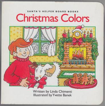 Image for Christmas Colors  Santa's Helper Board Books