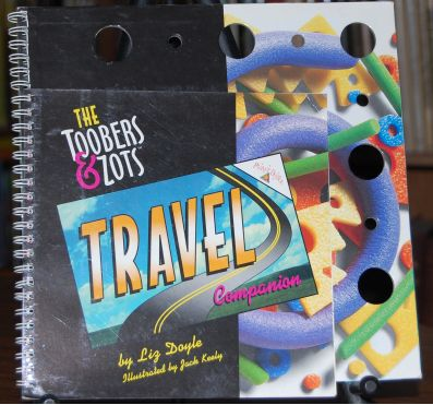 Image for The Toobers & Zots Travel Companion