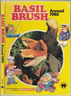 Image for Basil Brush 1980 Annual
