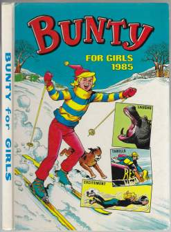Image for Bunty For Girls 1985  VG 1st ED HB